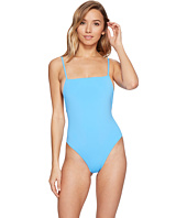 Mara Hoffman - Solid High Cut One-Piece