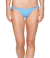 Mara Hoffman - Solid Grommet Tie Side Bottom