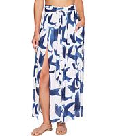 Mara Hoffman - Birds Slit Front Skirt