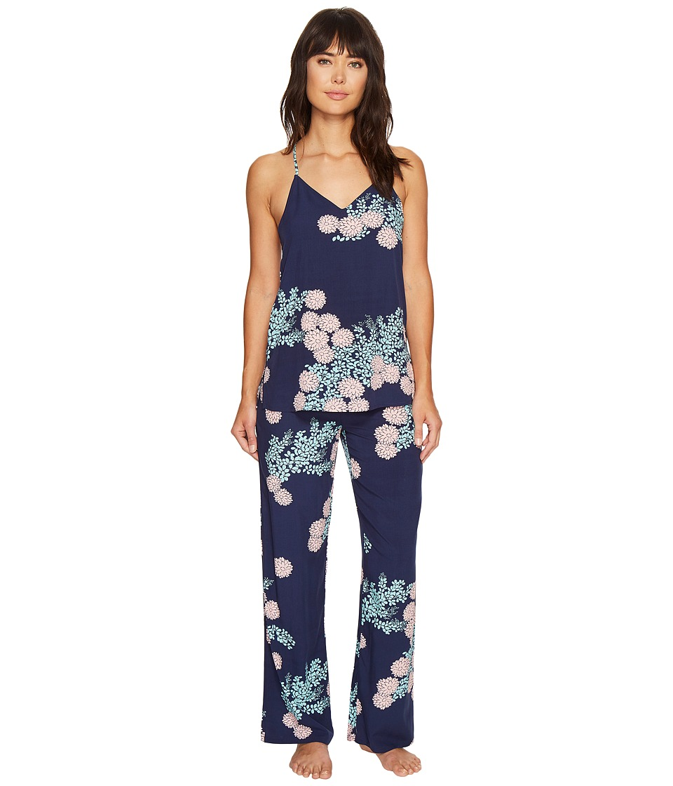 Josie - Blissful Blooms Tank/Pants PJ