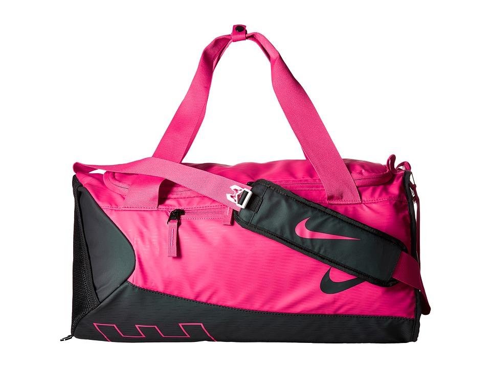 Nike - Young Athletes Alpha ADPT Crossbody Duffel (Rush Pink/Black/Black) Duffel Bags