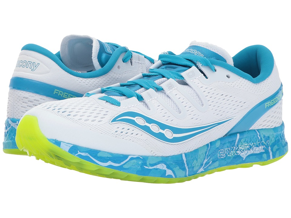 Saucony Freedom ISO (Ocean Wave) Women