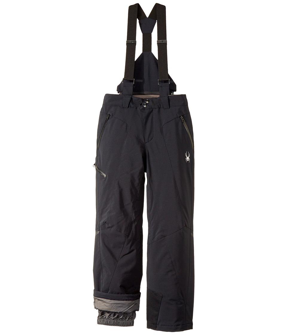 Spyder Kids - Bormio Pants (Big Kids) (Black) Boy's Clothing