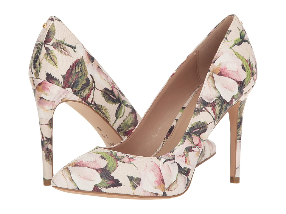 BCBGeneration Heidi (Chalk Smooth Watercolor Floral) Women