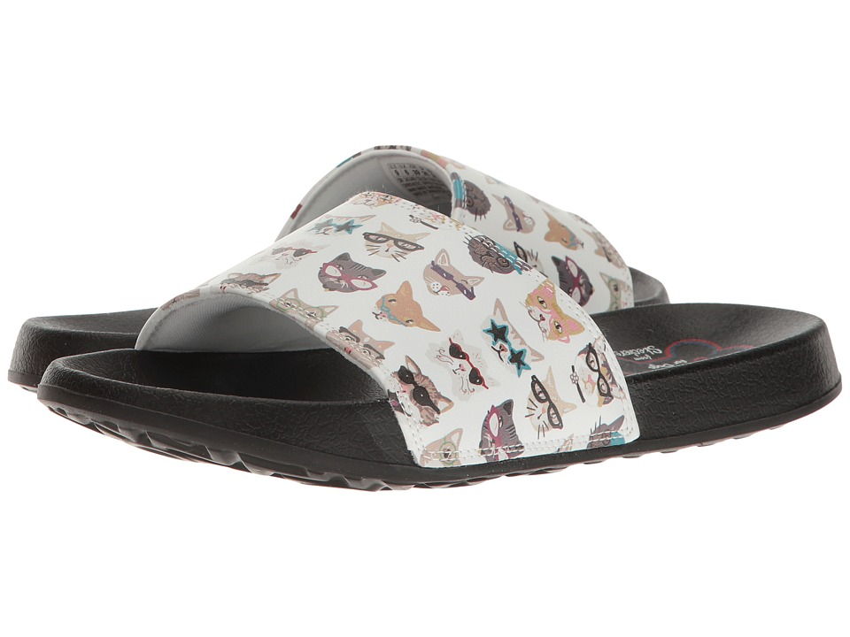 BOBS from SKECHERS 2nd Take Pawtopia (White) Women