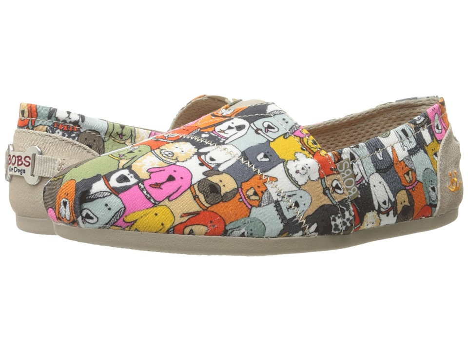 BOBS from SKECHERS Bobs Plush Wag Party (Multi) Women