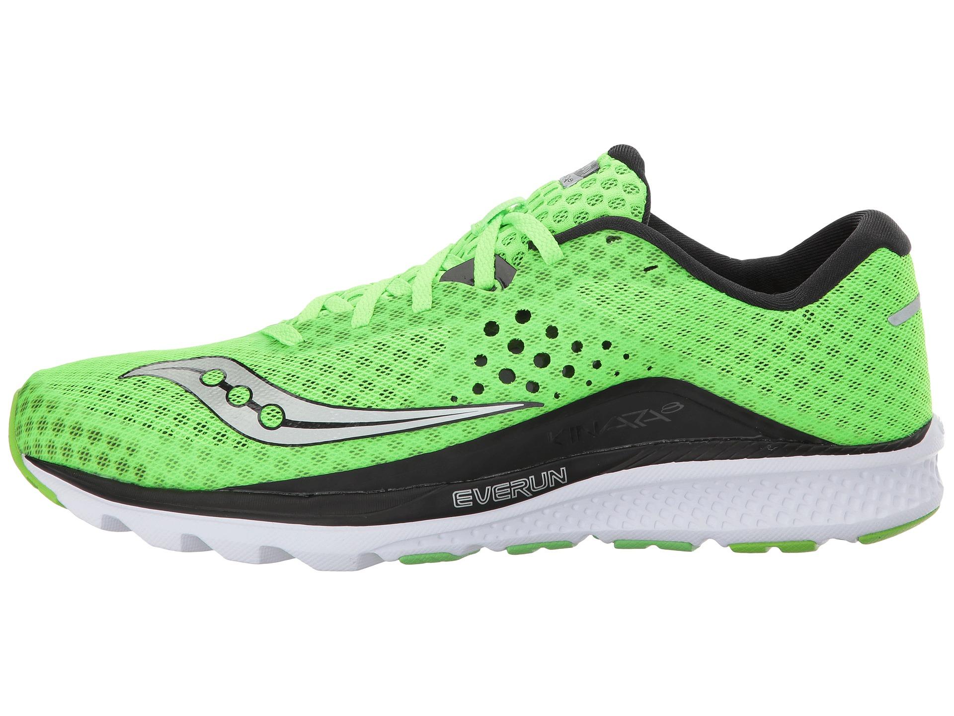 Saucony Women S Kinvara  Running Shoe Zappos