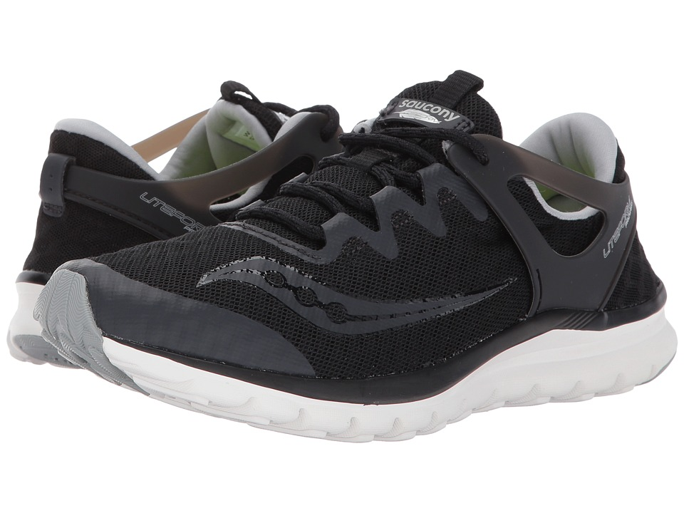 Saucony Liteform Prowess (Black) Women's Running Shoes