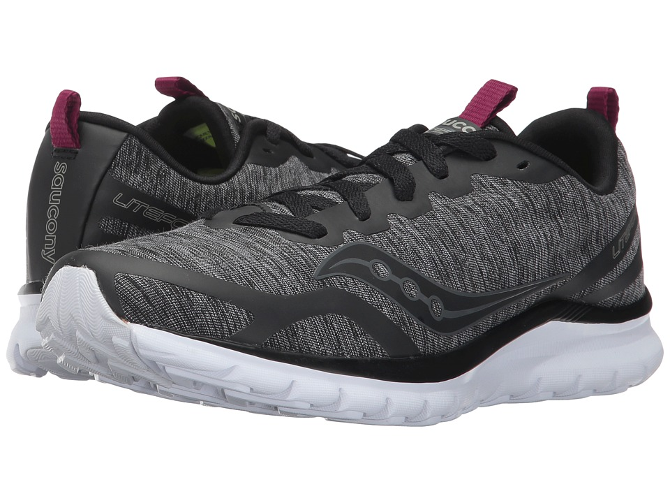 Saucony Liteform Feel (Black) Women