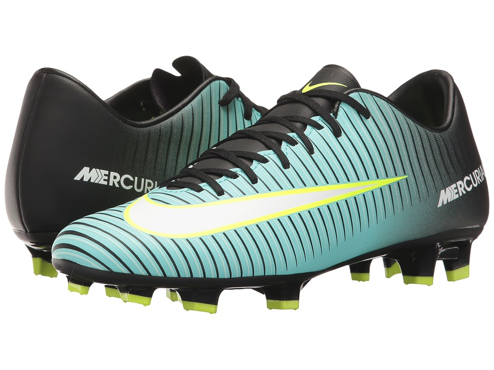 Nike Mercurial Victory VI FG (Light Aqua/White/Black) Wom...