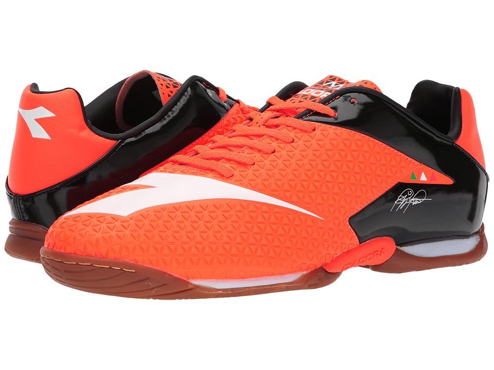 Diadora MW-Tech RB R ID (F.Red/Black/Tropic White) Soccer Shoes