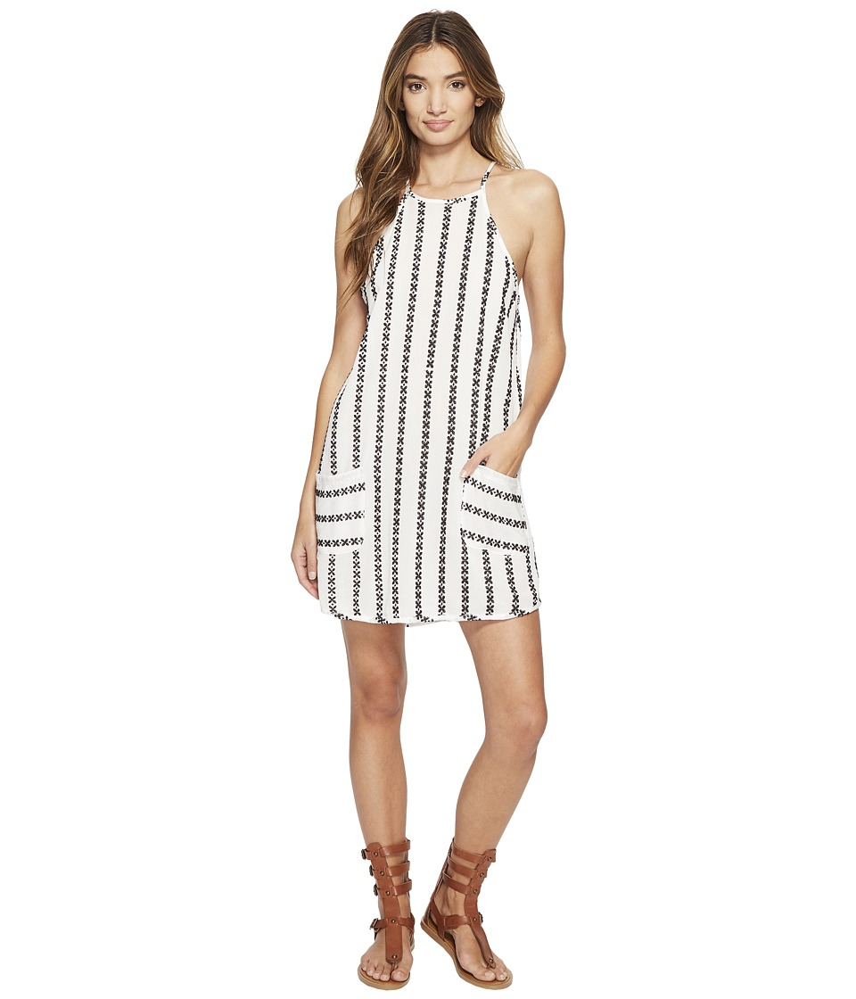 Lucy Love Mulholland Drive Dress (White) Women