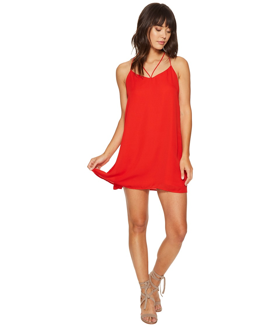 Lucy Love Ask Me Out Dress (Hot Tamale) Women