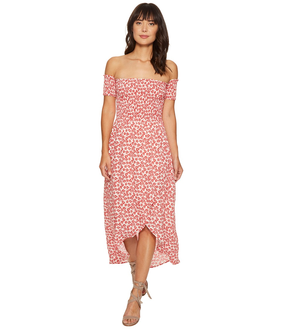 Lucy Love Tranquility Dress (Pomegranate) Women