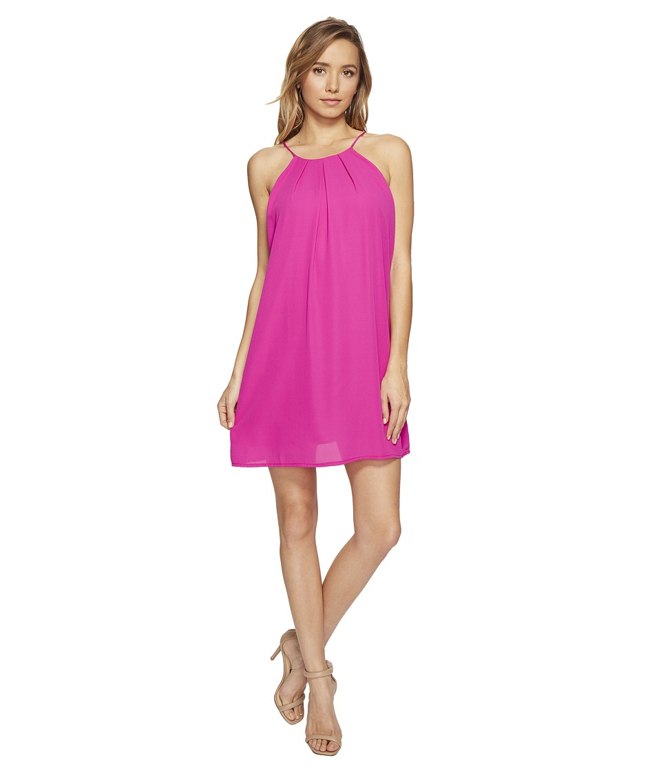Lucy Love Late Night Dinner Dress (Poisen Berry) Women