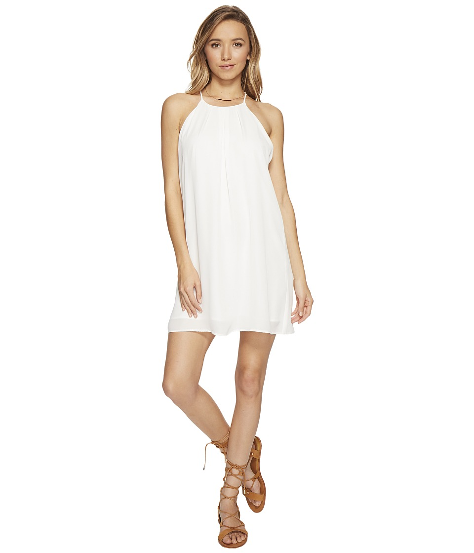 Lucy Love Late Night Dinner Dress (Ivory) Women