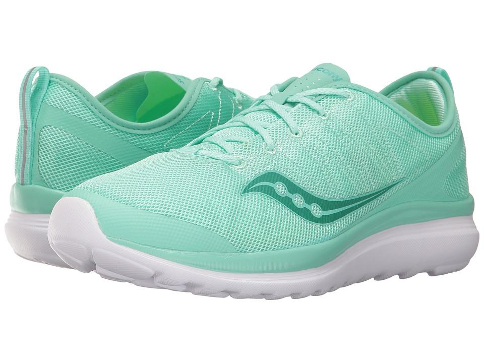 Saucony Swivel (Mint) Women's Shoes
