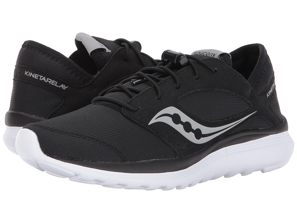 Saucony Kineta Relay (Black) Women