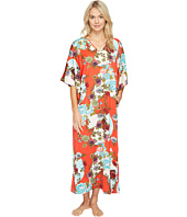 N by Natori - Blossoming Fans Caftan