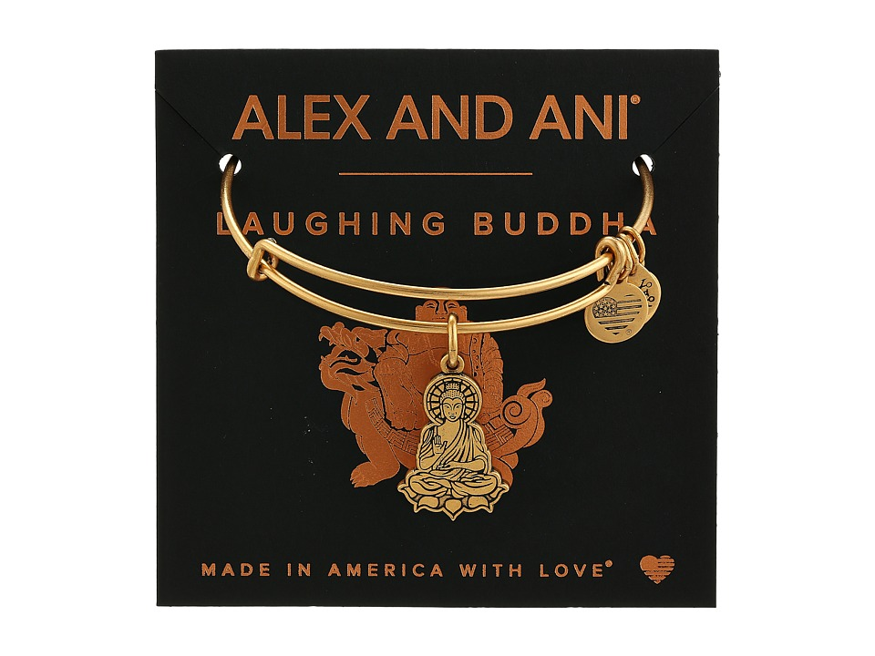 Alex and Ani Alex and Ani - Path of Symbols-Buddha II Bangle