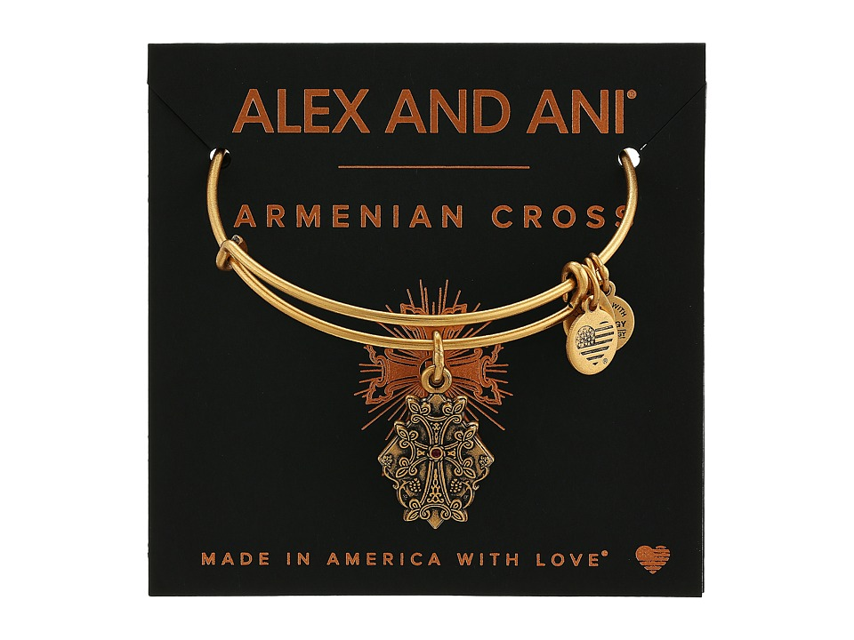 Alex and Ani Alex and Ani - Path of Symbols-Armenian Cross IV Bangle