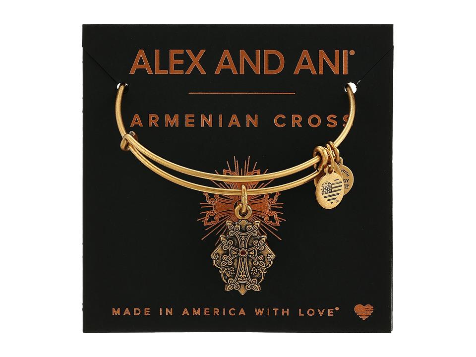Alex and Ani - Path of Symbols-Armenian Cross IV Bangle