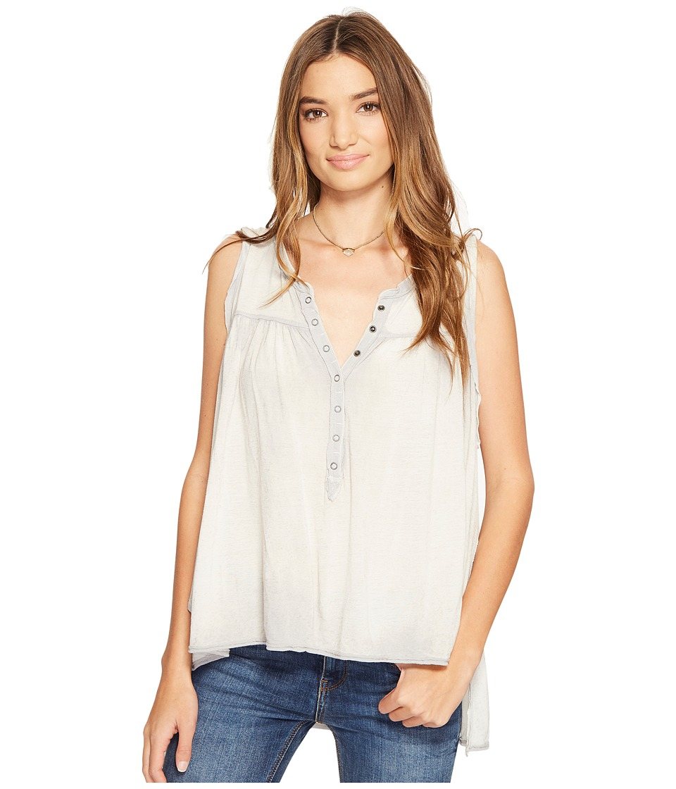 Free People Hudson Tank Top (Sky) Women