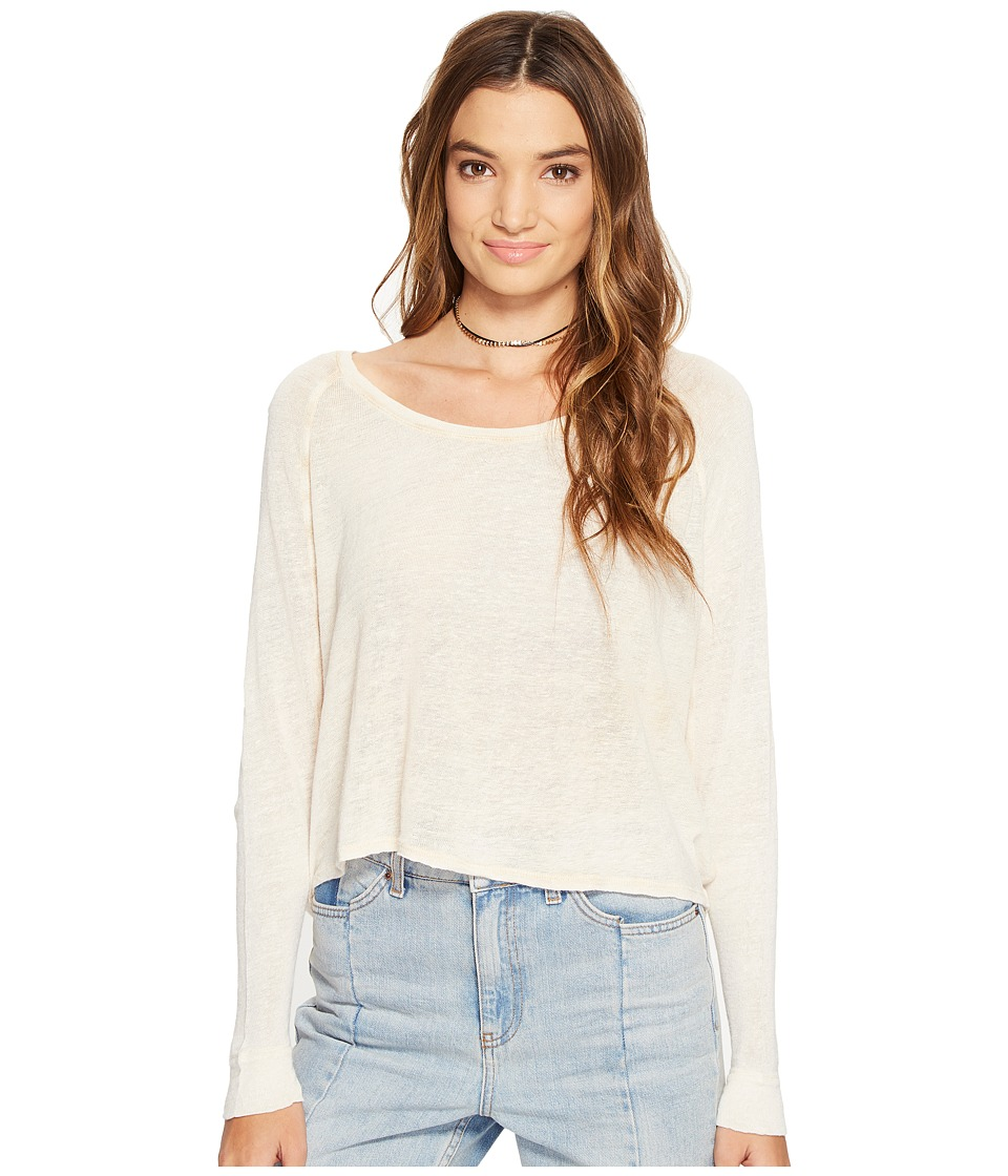 Free People Nashville Tee (Moss) Women