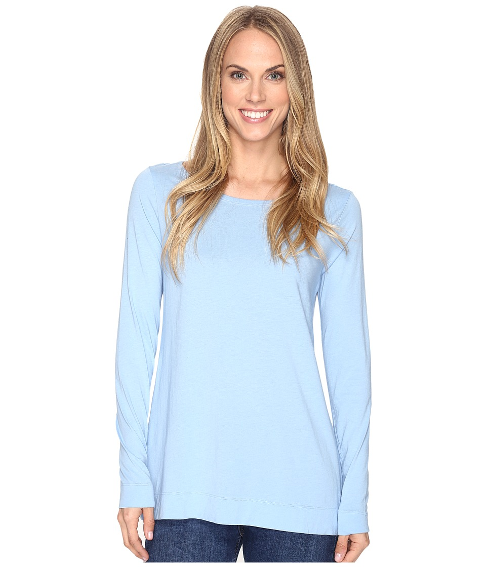 Pendleton Easy Tee (Sky Blue) Women