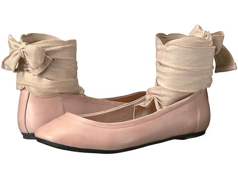 Free People Degas Ballet Flat - Light Pink