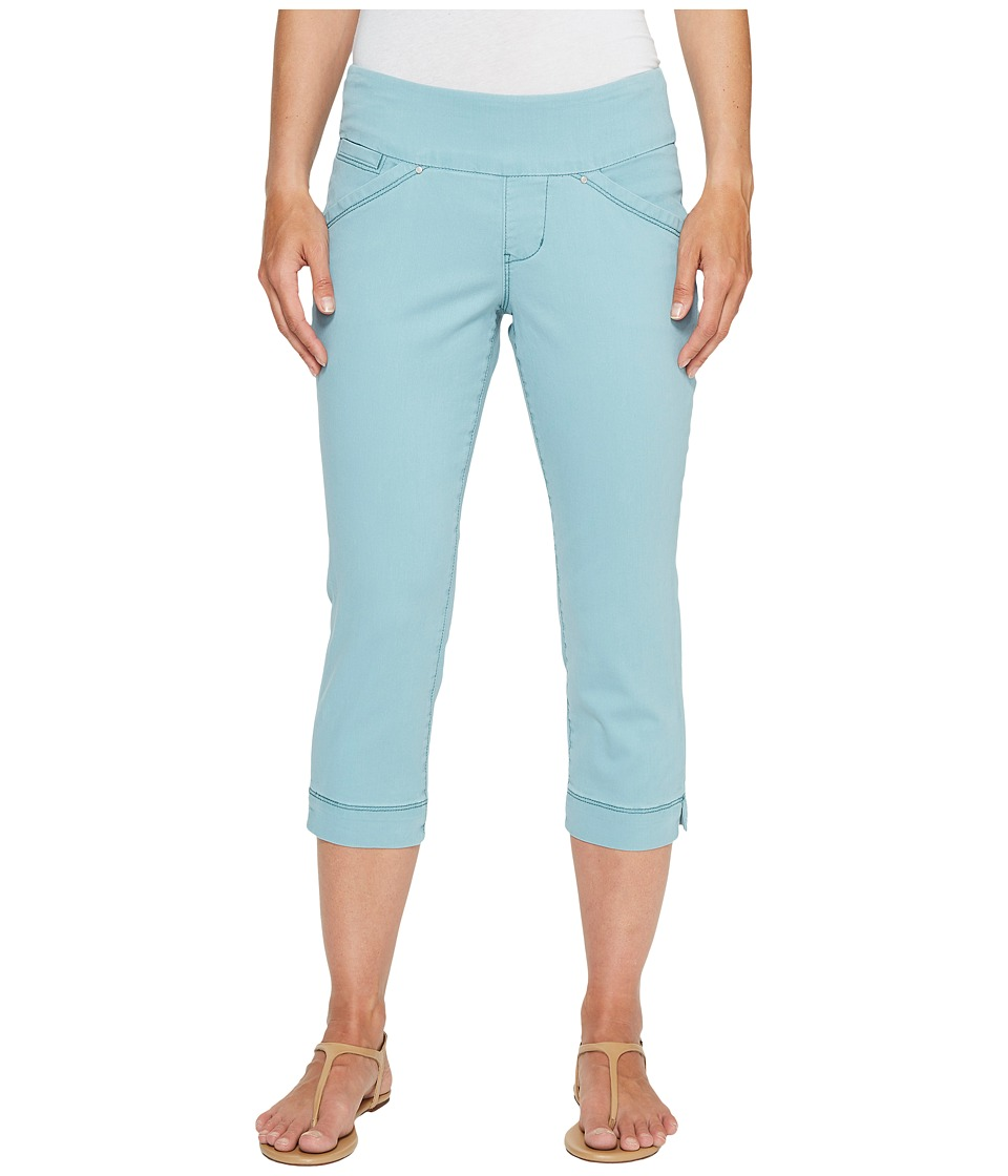 Jag Jeans Petite Jag Jeans Petite - Petite Marion Pull-On Crop in Bay Twill