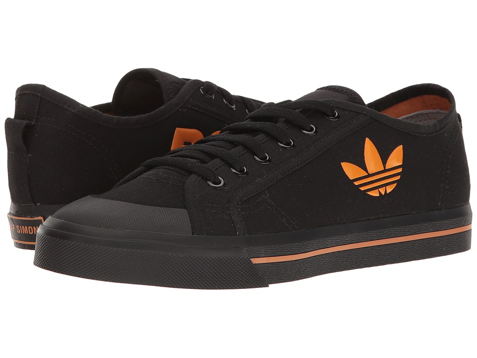 adidas by Raf Simons Raf Simons Spirit Low (Core Black/Supply Color/Core Black) Shoes