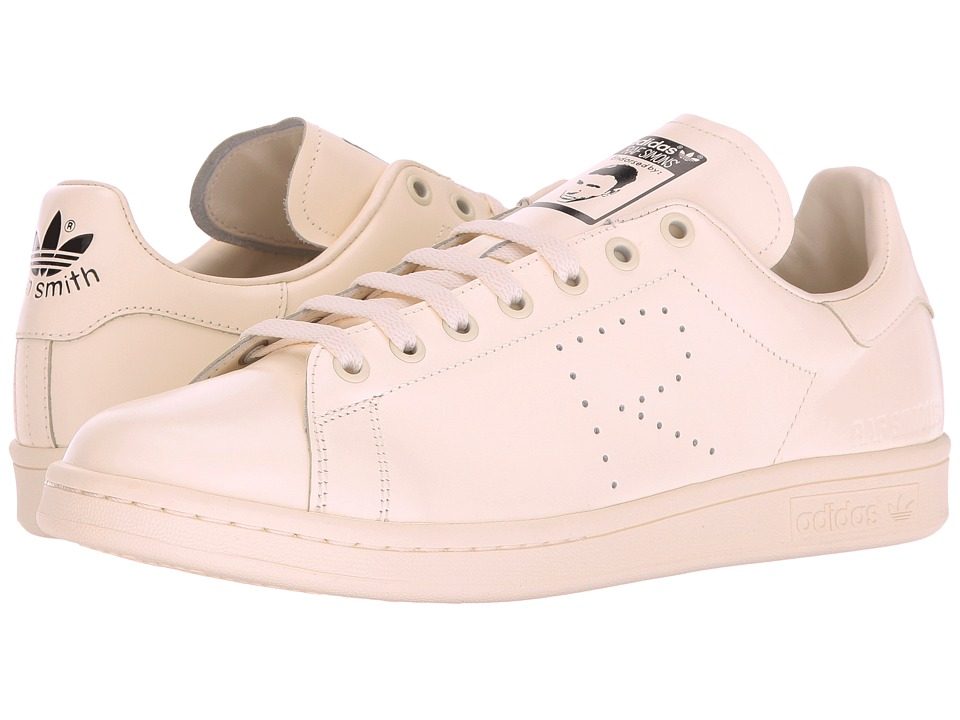adidas by Raf Simons Raf Simons Stan Smith (Cream White/Cream White/Core Black) Shoes