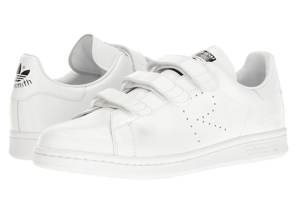 adidas by Raf Simons Raf Simons Stan Smith Comfort (Footwear White/Footwear White/Core Black) Shoes