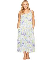 LAUREN Ralph Lauren - Plus Size Paisley Maxi Gown