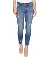 Calvin Klein Jeans - Ankle Skinny Jeans in Ocean Destructed Wash