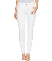 Calvin Klein Jeans - Curvy Skinny Jeans in White Wash