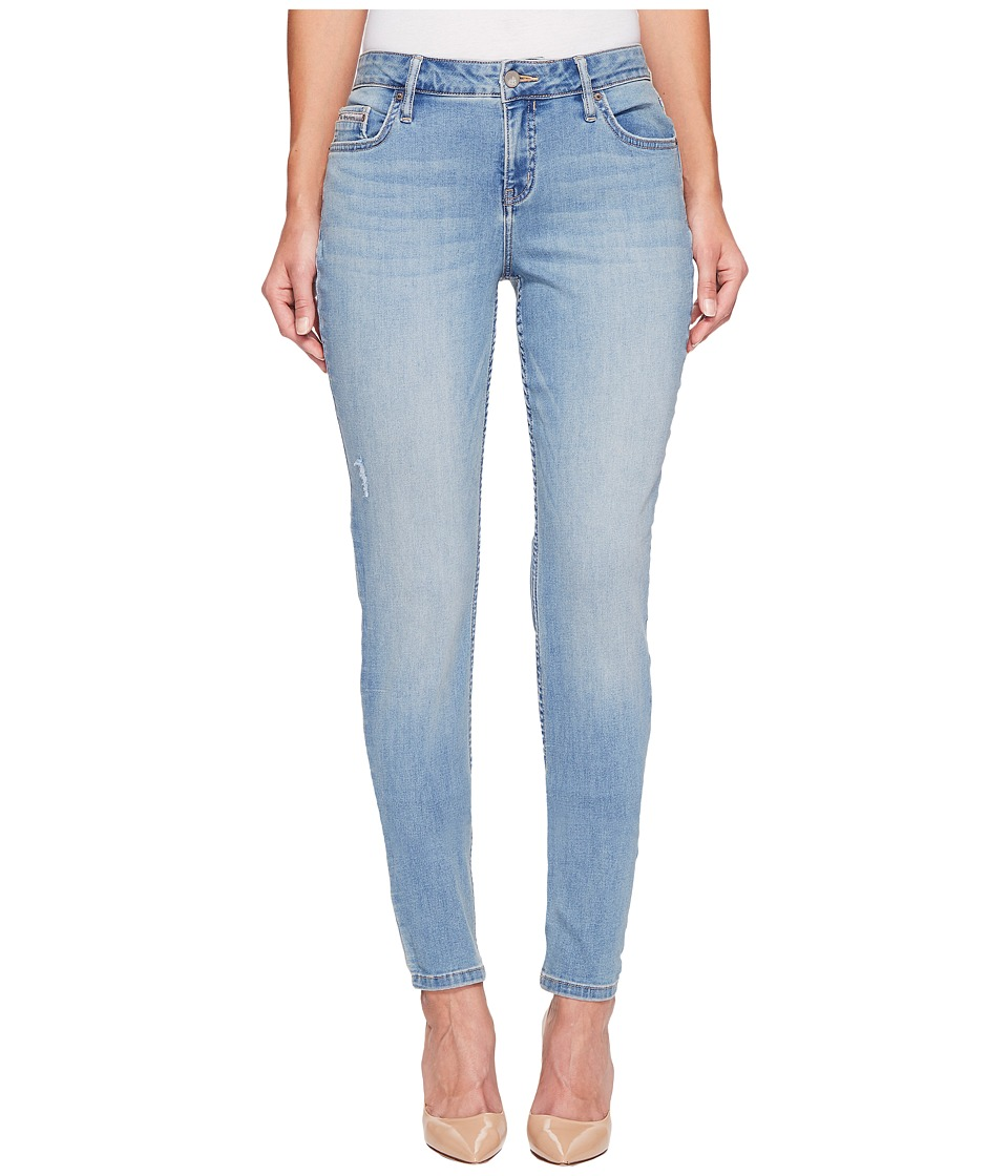 Calvin Klein Jeans Curvy Skinny Jeans in Lake Placid Wash (Lake Placid) Women