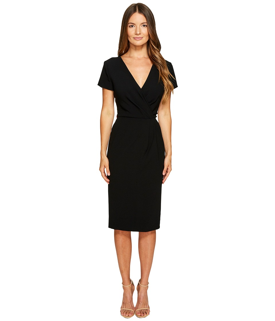 ESCADA - Dsipora Short Sleeve Wrap Dress