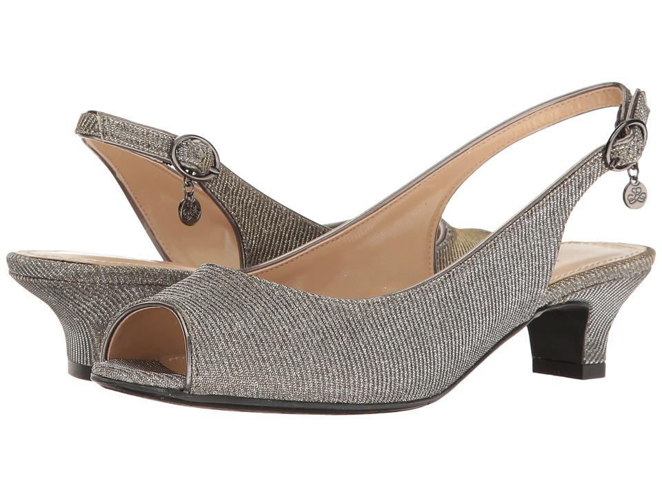 J. Renee Jenvey (Pewter) Women's Shoes