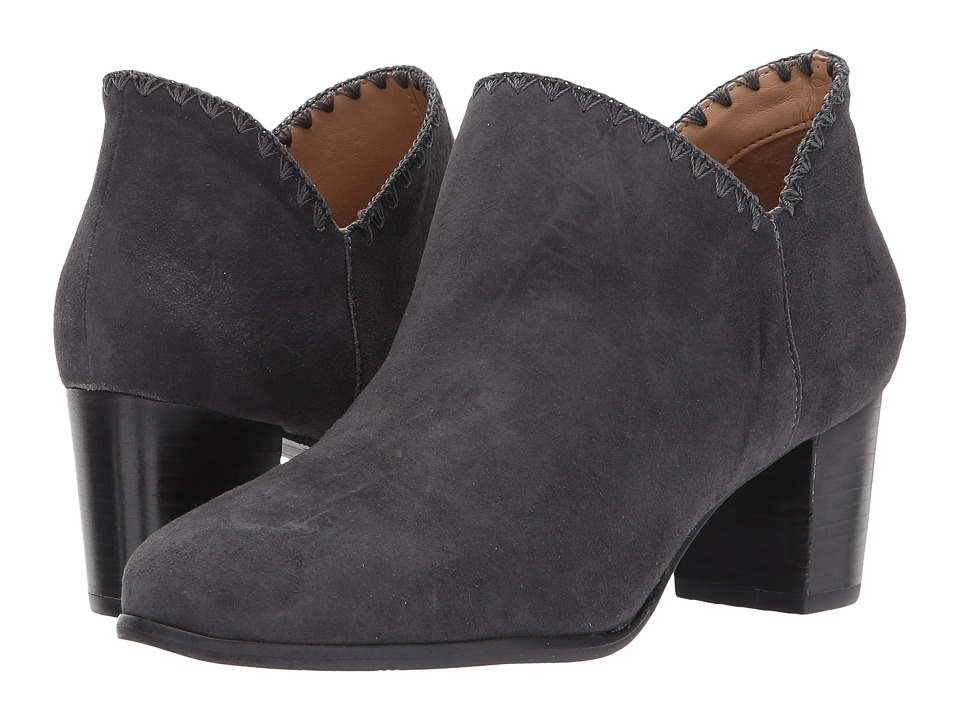 Jack Rogers Marlow (Charcoal Suede) Women