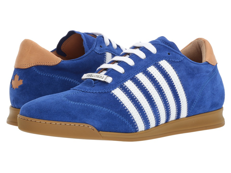 DSQUARED2 New Runner Sneaker (Blue) Men