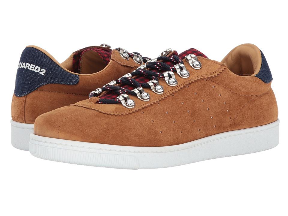 DSQUARED2 Barney Sneaker (Cuoio) Men