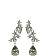Oscar de la Renta - Star and Teardrop C Earrings