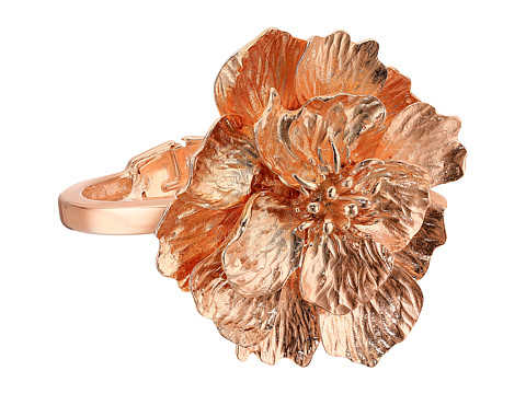 Oscar de la Renta Bold Flower Bracelet - Rose Gold