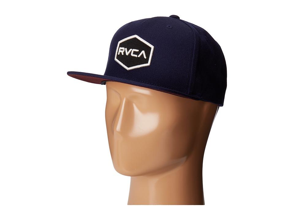 RVCA - Commonwealth Snapback