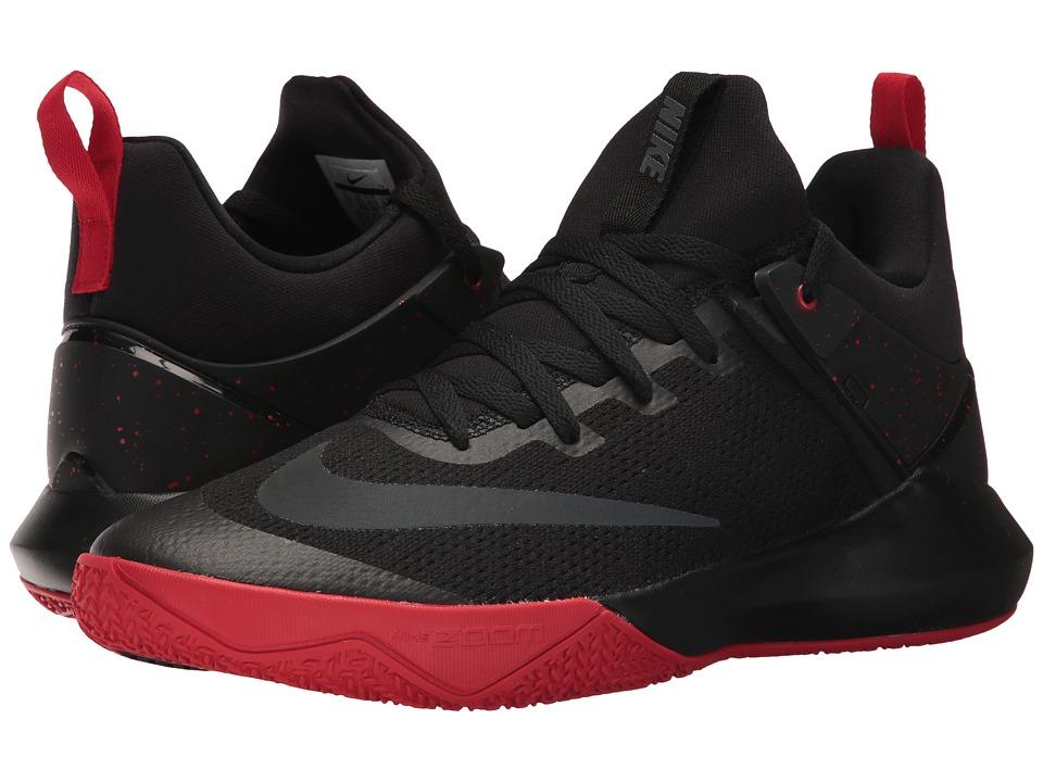 Nike Zoom Shift (Black/Anthracite/University Red) Men