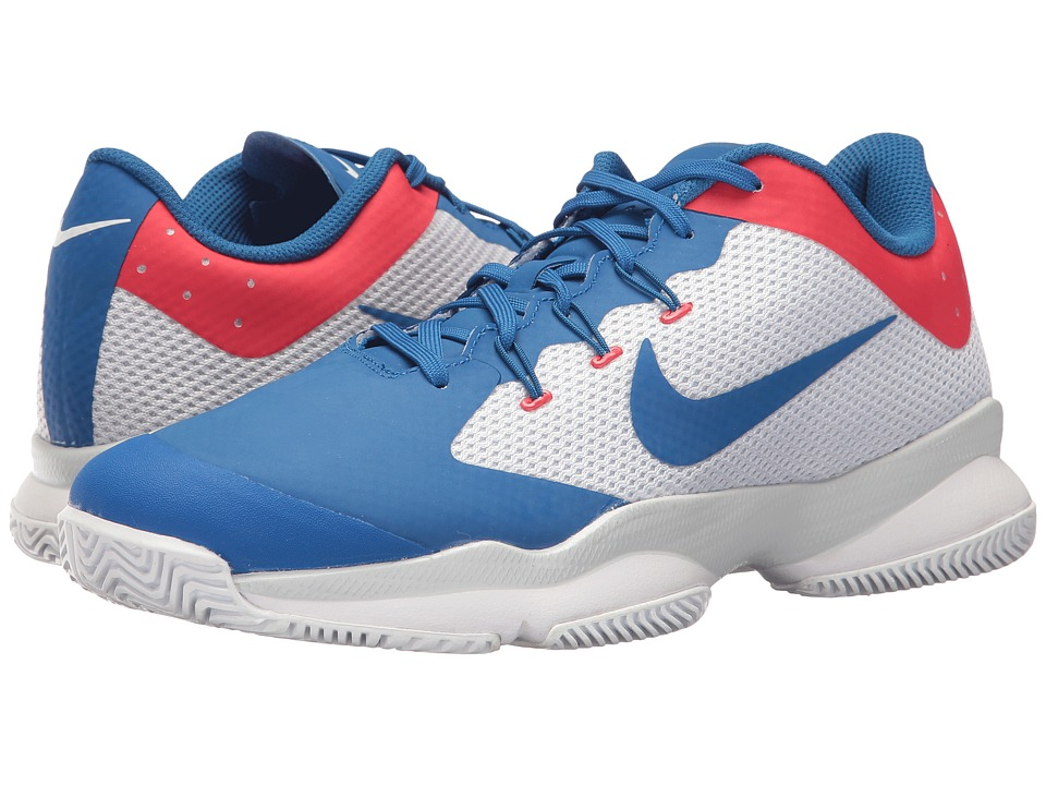 Nike Air Zoom Ultra (White/Blue Jay/Pure Platinum/Action Red) Men
