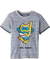 Quiksilver Kids - Mr. Bump Classic Tee (Toddler/Little Kids)