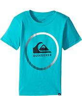 Quiksilver Kids - Active Logo Tee (Toddler/Little Kids)